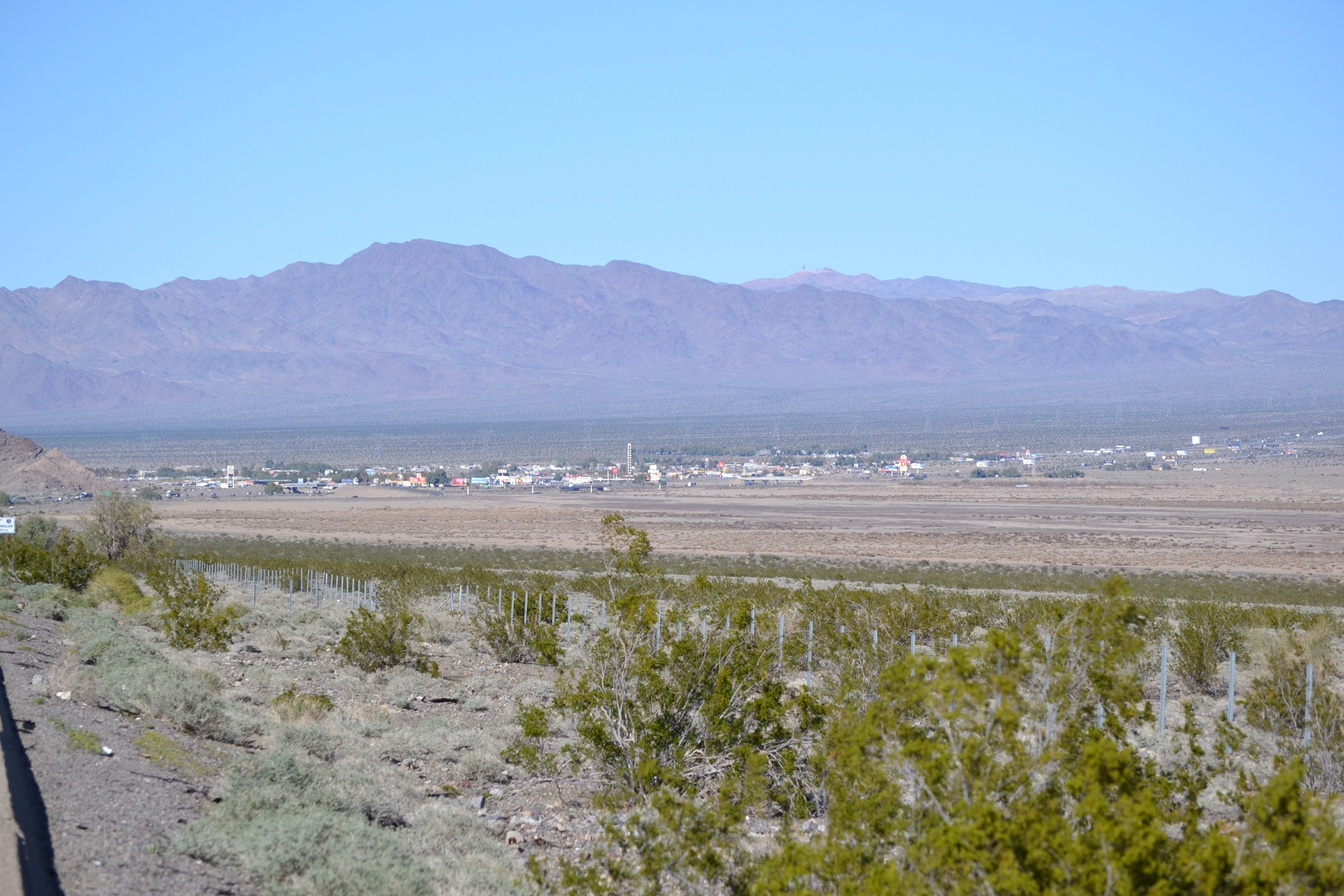 <small>COMMERCIAL 540 AC</small>MOJAVE PRESERVE, Baker, CA