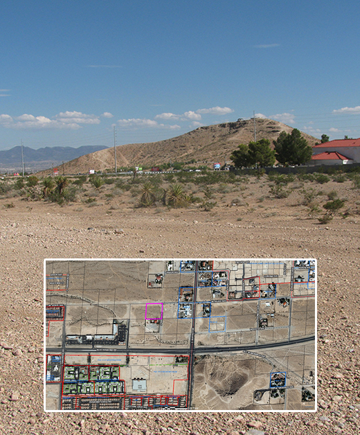 SW of Agate Ave and Miller Ln, Las Vegas, NV