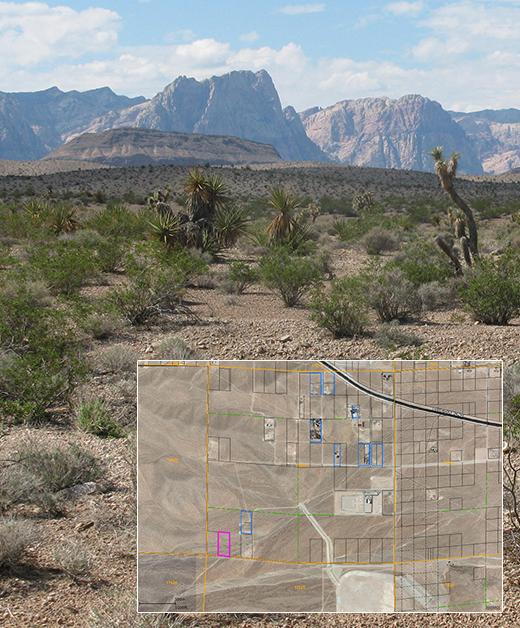SW of Silverado Ranch Blvd and S Rainbow Blvd, Las Vegas, NV