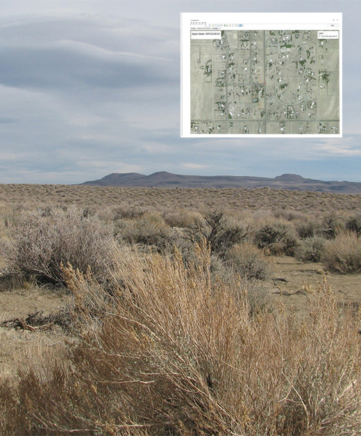 241.3 Acres-Stagecoach, NV